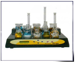 Motorless Magnetic Stirrers