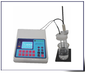 pH / Conductivity Meter